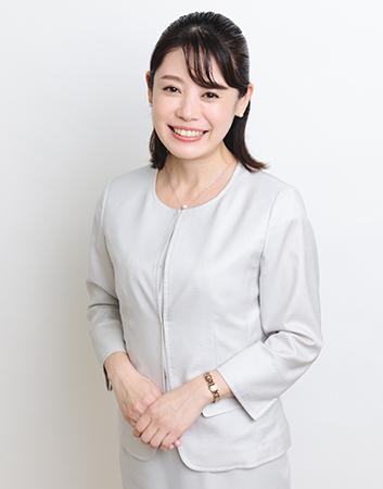 写真:営業課長 大江 麻美子